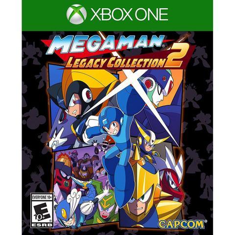 Jogo Mega Man Legacy Collection 2 - Xbox One - Capcom