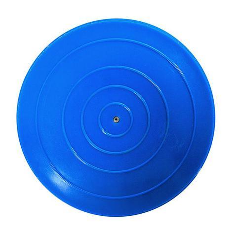 Imagem de Meia Bola Mini Bosu Acte T153 Base Antiderrapante 16.5cm Azul