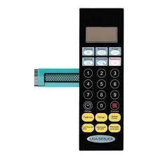 Imagem de Membrana Microondas Compatível Home Leader XB2361