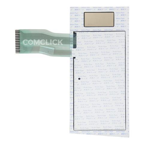 Imagem de Membrana / Painel Frontal Espelhado Micro-Ondas LG MH6346SS, MH6346SSA
