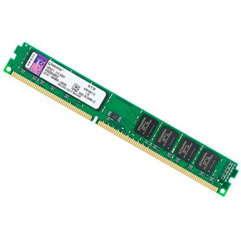 Imagem de Memoria Desktop 4gb Ddr3 1333 Mhz Kingston Dimm KVR1333D3N9/4g
