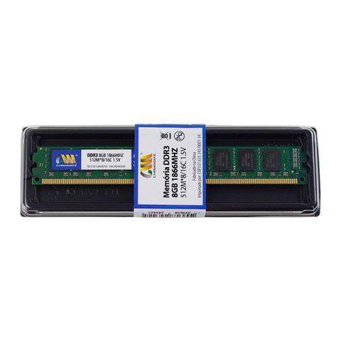 Imagem de Memória Desktop 8GB DDR3 1866MHz Chinamate