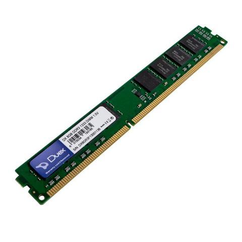 Imagem de Memoria Duex 8GB (1X8) DDR3 1333MHZ, DXG 8GB DDR3