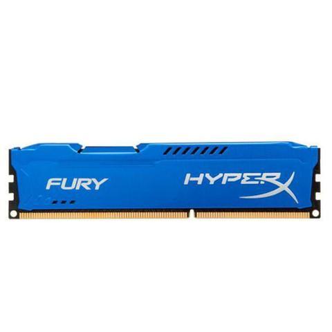 Imagem de Memória Kingston HyperX FURY 8GB 1866Mhz DDR3 CL10 Blue Series - HX318C10F/8