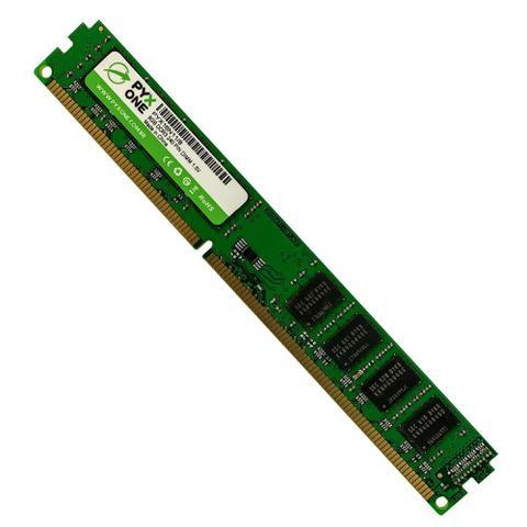 Imagem de Memória Pyx One Ddr3 8gb 1600mhz Pc3 240 Pin Pc