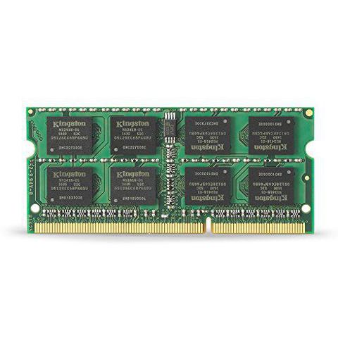 Imagem de Memória Ram 8Gb DDR3 1333mhz CL9 KVR1333D3S9/8 Para Notebook - Kingston
