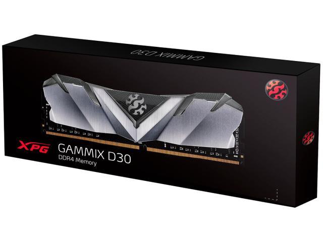 Imagem de Memória RAM 8GB DDR4 ADATA Gammix D30