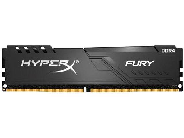 Imagem de Memória RAM 8GB DDR4 HyperX Fury
