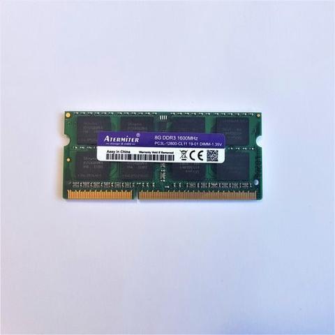 Imagem de Memória Ram 8gb Notebook Ddr3 Pc3l-12800 1600mhz 1.35v