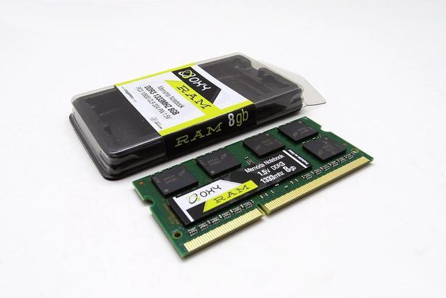 Imagem de Memória Ram Notebook  Oxy DDR3 8GB 1333MHz