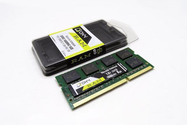 Imagem de Memória Ram Notebook  Oxy DDR3 8GB 1600MHz