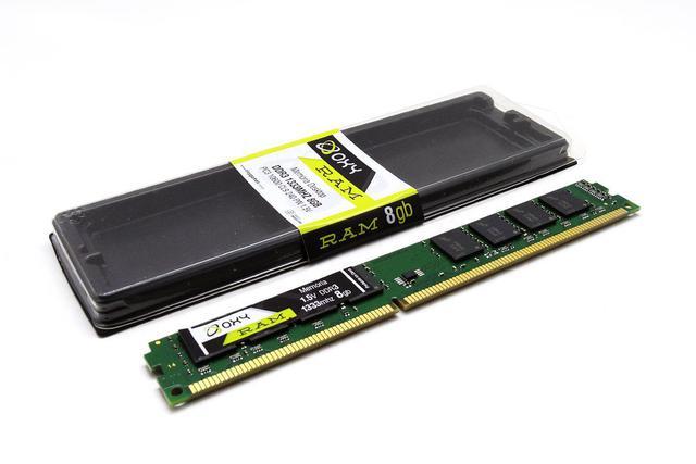 Imagem de Memória Ram Oxy DDR3 8GB 1333MHz