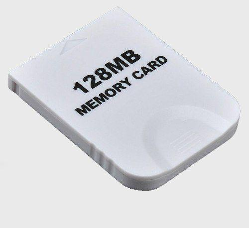Imagem de Memory Card Nintendo Wii 128mb - 2043 Blocos - Game Cube