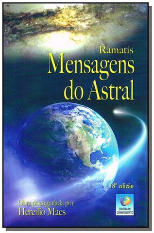 Imagem de Mensagens do astral