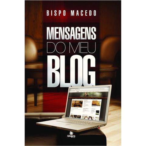 Imagem de Mensagens do meu blog - Unipro