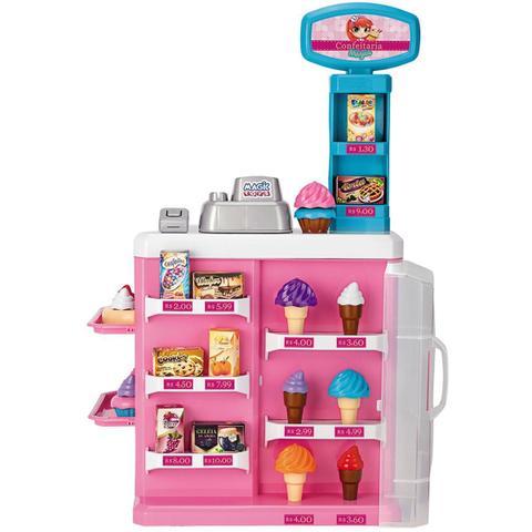 Imagem de Mercadinho Infantil Confeitaria Infantil Caixa Registradora