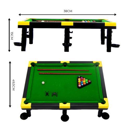 Imagem de Mesa bilhar snooker sinuca - mc18240