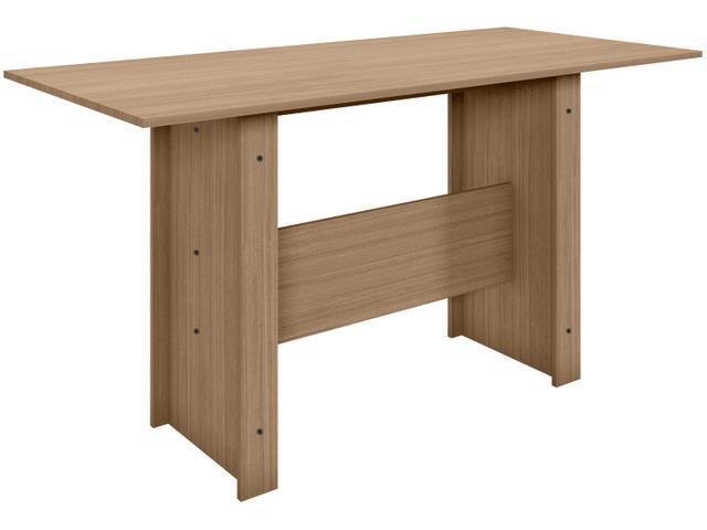 Imagem de Mesa de Cozinha 6 Cadeiras Retangular Milano