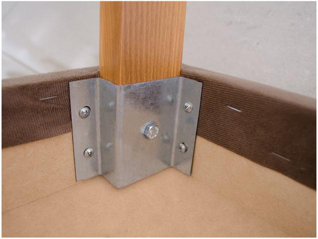 Imagem de Mesa de Jantar 6 Lugares Retangular Tampo de Vidro