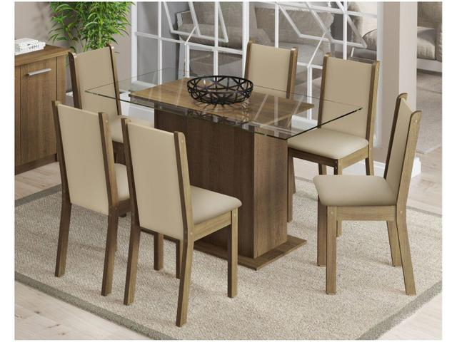 Imagem de Mesa de Jantar 6 Lugares