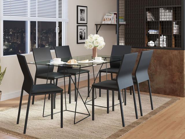 Imagem de Mesa de Jantar Móveis Carraro