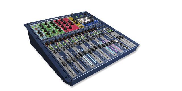 Imagem de Mesa de Som Digital Soundcraft 16 Canais Si Expression 1