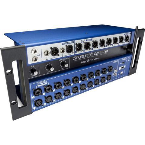 Imagem de Mesa de Som Digital Soundcraft UI24r Multipista UI24