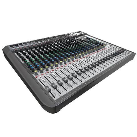 Imagem de Mesa de som Soundcraft Signature 22 MTK multi-track 22 canais Preto