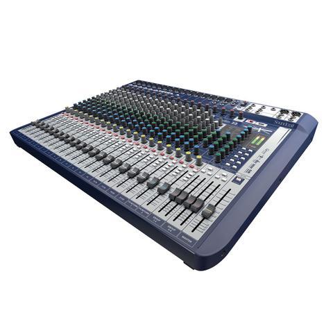 Imagem de Mesa de Som Soundcraft Signature 22 USB 22 Canais (bivolt)