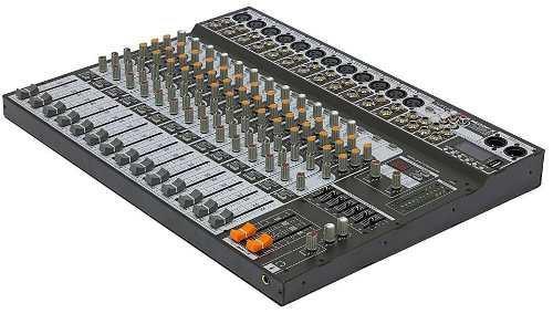 Imagem de Mesa De Som Soundcraft  SX1602FX-USB