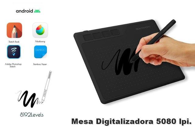 Imagem de Mesa Digitalizadora 6,5 x 4 polegadas Android e Windows