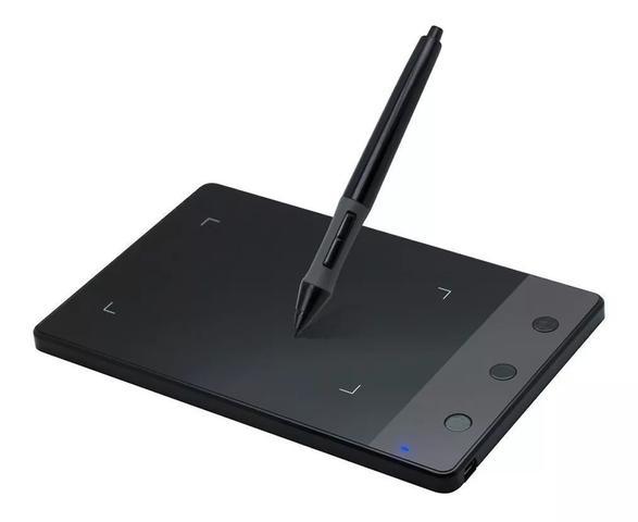 Imagem de Mesa Digitalizadora Huion H420 Pen Tablet Com 3 Express Keys