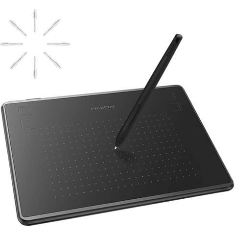 Imagem de Mesa Digitalizadora Huion Inspiroy Pen Tablet H430p Top