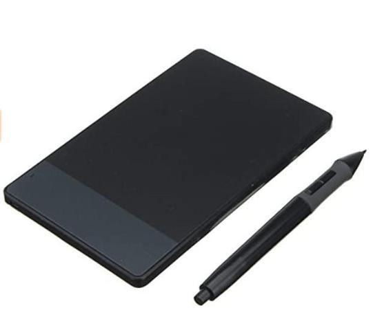 Imagem de Mesa Digitalizadora Inspiroy Pen Tablet Huion 420 Aula Online