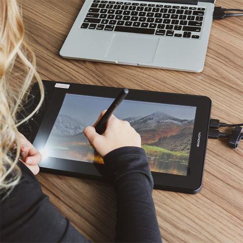 Imagem de Mesa Digitalizadora Tablet Customizável Gaomon PD1161