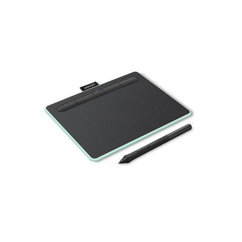Imagem de Mesa Digitalizadora Wacom Intuos Pequena Bluetooth Caneta LP-1100K C/ Pressão 4.096 - Pistache