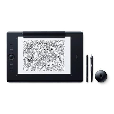 Imagem de Mesa Digitalizadora Wacom Intuos Pro Paper Edition Grande - PTH860P