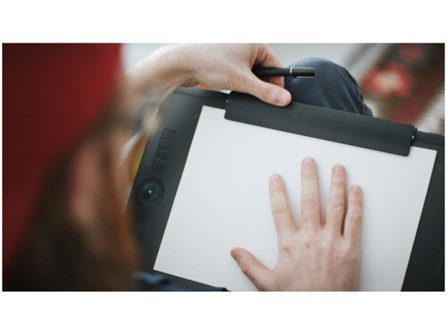 Imagem de Mesa Digitalizadora Wacom Intuos Pro Pen Média