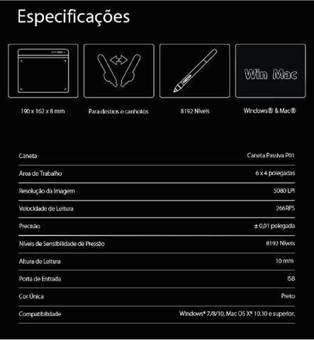Imagem de Mesa digitalizadora XP-Pen Star G640 Com Caneta e Dicas