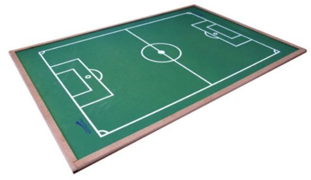 Imagem de Mesa Jogo Futebol de botão Pentagol - 92cm x 62cm