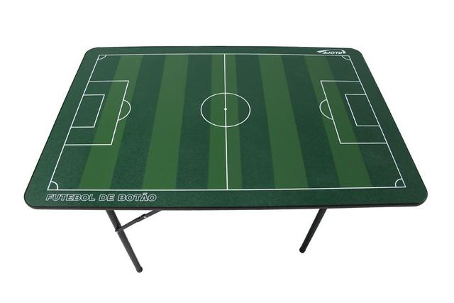 Imagem de Mesa para futebol de botão