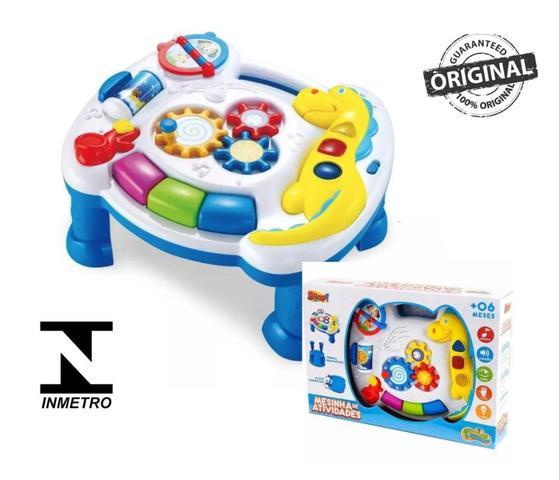 Imagem de Mesinha De Atividades Musical Zoop Toys