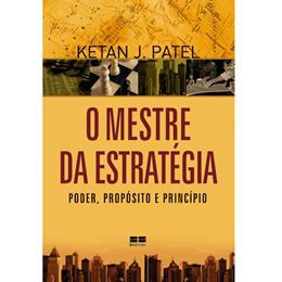 Imagem de Mestre da estrategia, o - Best Seller (Record)