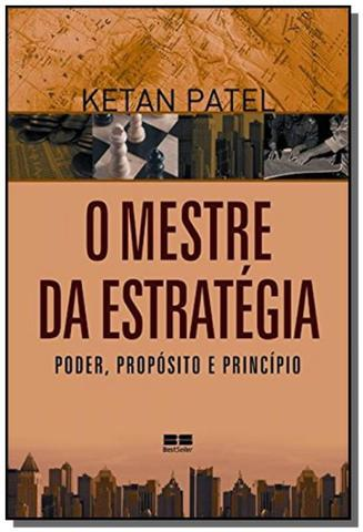 Imagem de Mestre da estrategias - Best seller