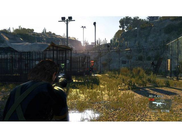 Imagem de Metal Gear Solid 5: Ground Zeroes p/ Xbox 360