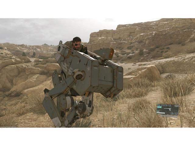 Imagem de Metal Gear Solid V: The Phantom Pain para PS3