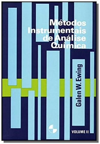 Imagem de Metodos instrumentais de analise quimica volume 2