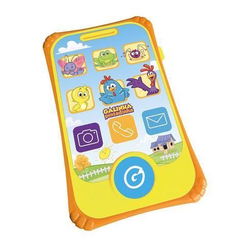 Imagem de Meu Primeiro Baby Phone - Galinha Pintadinha - Yes Toys