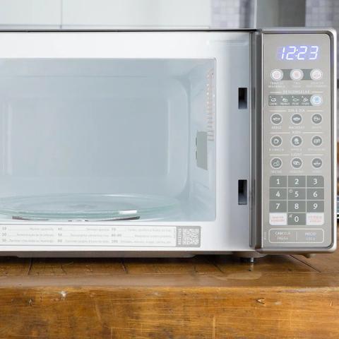 Imagem de Micro-ondas 20L Prata Tira Odor Electrolux (MT30S)