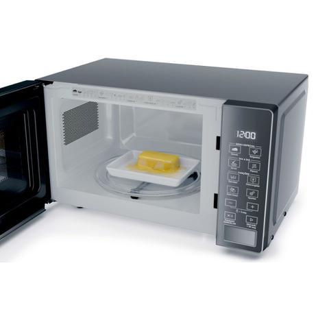 Imagem de Micro-ondas Brastemp 20 Litros cor Inox Espelhado com Funções Pré-preparo - BMS20AR